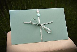 Papiernictvo - Darčekové obálky k maľovanému hodvábu 26 x 16 cm - 10836969_