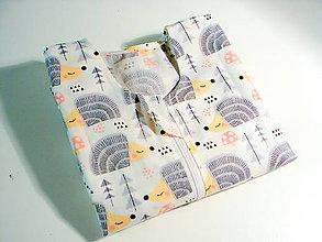 Textil - letný vak na spanie - 10836253_
