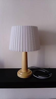 Svietidlá a sviečky - Stolná lampa - 10836864_