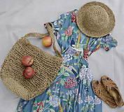 Veľké tašky - Letná nálada...taška - 10837033_