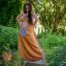 Šaty - Origo šaty maxiF limit - 10836844_