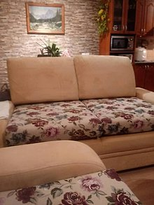 Úžitkový textil - Výmena sedacej časti - 10835101_