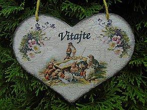 Tabuľky - vitajte - 10835418_