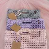 Na notebook - LOVE bag - fialová - 10838546_