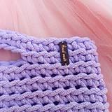 Na notebook - LOVE bag - fialová - 10838547_