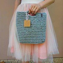 Na notebook - LOVE bag - grey&gold - 10839420_