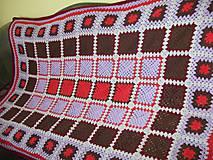 Textil - Prehoz-deka - 10839656_