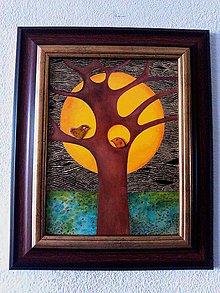 """Obrazy - """"Malé rozhovory na veľkom strome..."""" - 10839450_"""