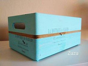 Krabičky - Mavi box - 10838028_