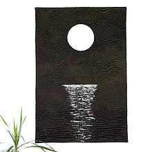 Obrazy - ...v jezeru hvězdný kmit - 10838172_