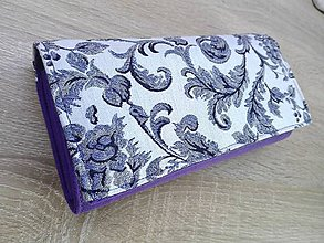 Peňaženky - Peňaženka na 10 kariet - 10838647_