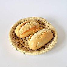 Nádoby - Okrúhly kôš na chlieb - 10840128_