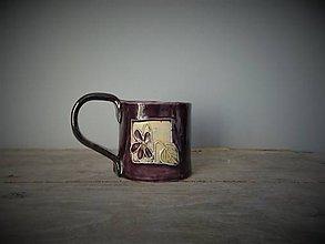 Nádoby - fialková šáločka I - 10839765_