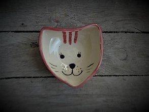 Nádoby - mačičková miska - 10839827_