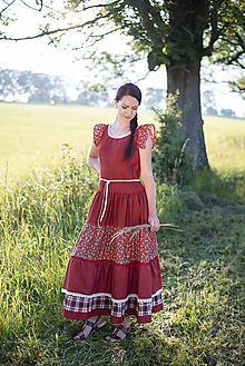Šaty - Summer field dress  -Rosalia - 10840113_
