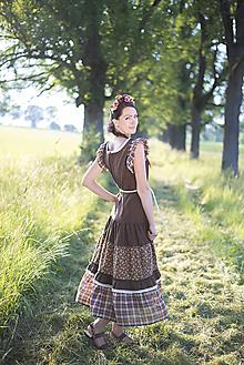 Šaty - Summer field dress - Mary - 10840160_