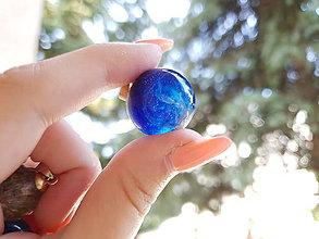 Náhrdelníky - Blue Aqua - 10838783_
