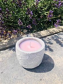 Svietidlá a sviečky - Malé potešenie - 10838823_