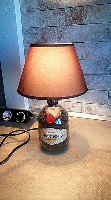 Svietidlá a sviečky - Aniversario lampa - 10839532_