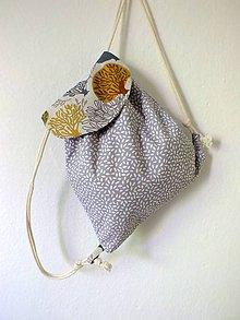Detské tašky - Detský ruksak mini - Strom - 10840400_