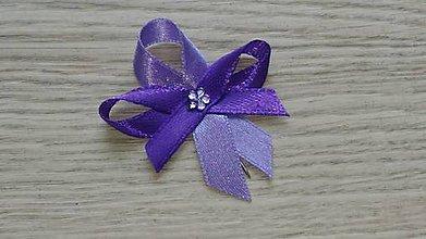Pierka - Svadobné pierka fialové - 10839207_