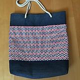 Iné tašky - Plážová taška - 10838532_