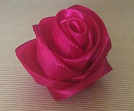 Materiál ručne robený - Ruže - 10839025_