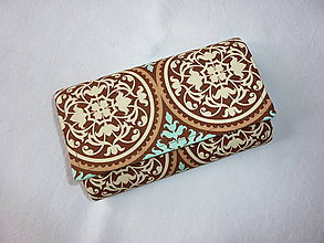 Peňaženky - Peňaženka - Mandala - 17 - 10838283_