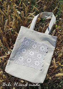 Veľké tašky - Taška - Druhá šanca...❤️ - 10842832_