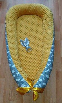 Textil - Hniezdo - 10843156_