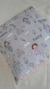 Textil - Vankúšik - fairytale - 10841884_