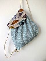 Detské tašky - Detský ruksak midi - List - 10840607_