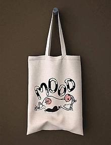 Nákupné tašky - Plátenka Mood - 10841904_