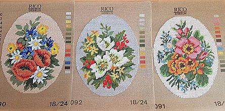 Dekorácie - Kolekcia troch obrazov - 10840714_