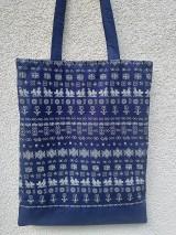 Nákupné tašky - Folk  - nákupná taška - 10840956_