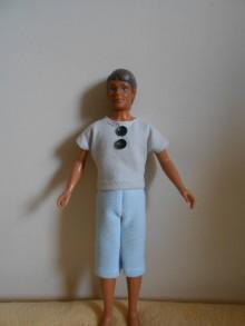 Hračky - Krátke nohavice pre kena - 10841605_
