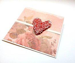 Papiernictvo - Pohľadnica ... ach tá láska - 10844217_