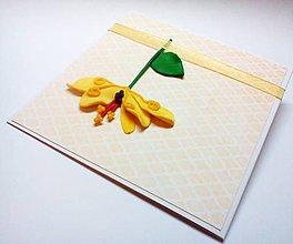Papiernictvo - Pohľadnica ...  rozkvitla I - 10844287_