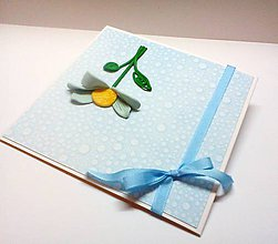 Papiernictvo - Pohľadnica ... kvapka dažďa - 10844321_