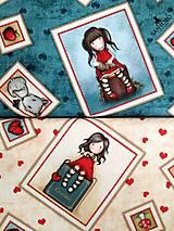 Textil - Gorjuss - My Story - Character Toss - 10843538_