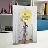 Knihy - Claudianum: Kniha môjho šťastného domova (Lucia Haquel) - 10844031_