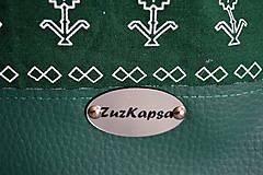 Batohy - Kabelko -batoh folklórny - 10845900_