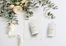 Svietidlá a sviečky - Birdie - Ruža, Pačuli - 10846281_