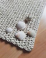 Úžitkový textil - BATHROOM koberček - 10844401_