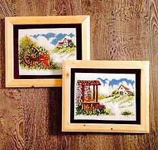 Obrázky - Kolekce vyšívaných obrázků - 10843503_