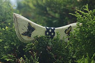 Doplnky - Vintage motýlik I. - 10845986_