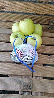 Iné tašky - Nákupné eko vrecko - 6 kusů - 10844634_