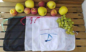 Iné tašky - Nákupné eko vrecko - 6 kusů - 10844644_