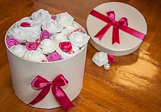 Detské súpravy - Malý darčekový box pre dievčatko - 10843663_