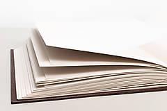 Papiernictvo - Kožený fotoalbum Jorah - 10846111_